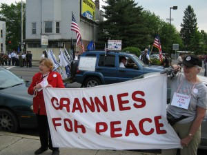 Grannies for Peace