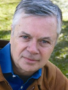 Author, Stephen Kinzer