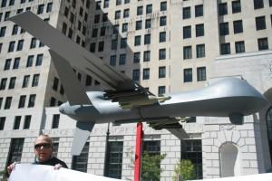 IMG_9482Kim and drone replica, Sept 17, 2014