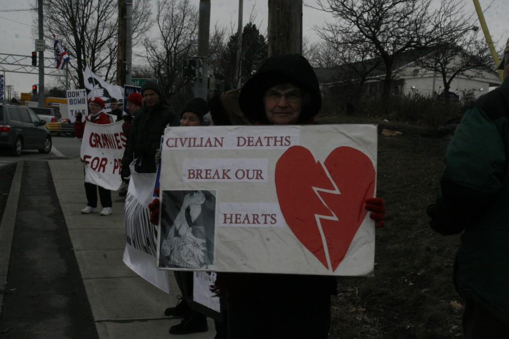 _MG_6963 March 21st vigil with Grannies signs, photo by Mabel Leon